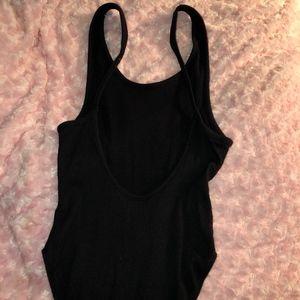 Black LF bodysuit
